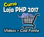 Curso Loja virtual PHP 7 2017 - 250 videos + fonte