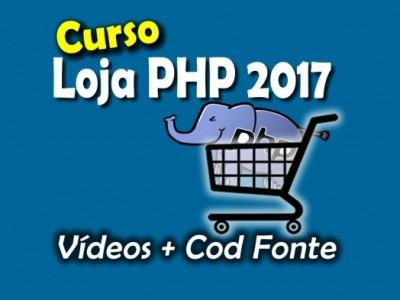 loja virtual com php 7 orientado a objetos MVC Loja virtual