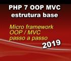 Curso PHP 7 POO com MVC - Módulo1 Estrutura Base